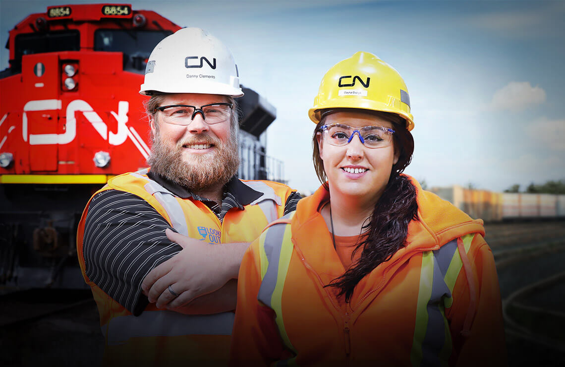 CN Sustainability Reporting